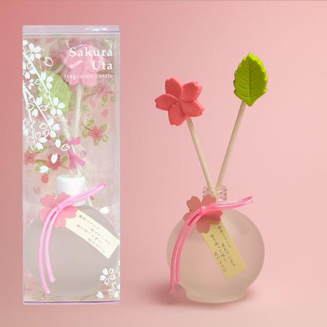 桜の香りのさくらうたオイルセット